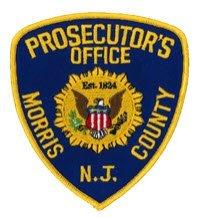 NJ prosecuters office badge